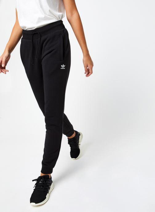 Vêtements adidas originals Track Pant Noir vue détail/paire