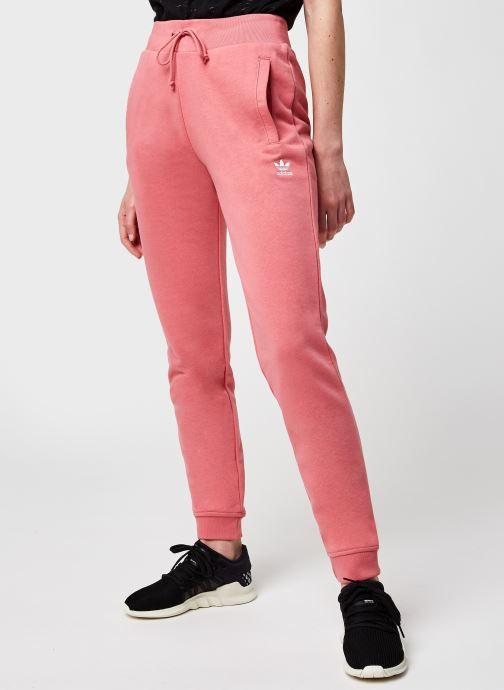 Vêtements adidas originals Track Pant Rose vue détail/paire