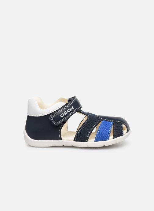 Sandales et nu-pieds Geox B Elthan Boy/B021PC Bleu vue derrière