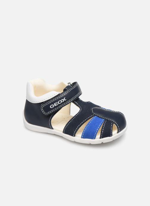 Sandales et nu-pieds Geox B Elthan Boy/B021PC Bleu vue détail/paire