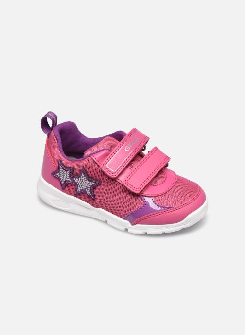 Sneakers Geox B Runner Girl/B02H8C Rosa vedi dettaglio/paio