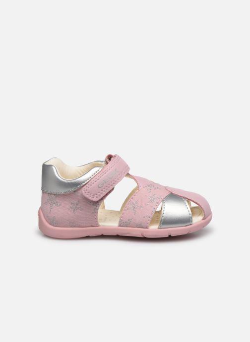 Sandales et nu-pieds Geox B Elthan Girl/B021QA Rose vue derrière