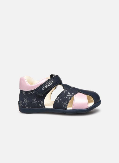 Sandali e scarpe aperte Geox B Elthan Girl/B021QA Azzurro immagine posteriore
