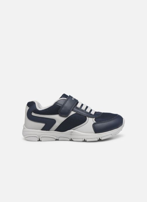 Sneakers Geox J New Torque Boy/J027NA Azzurro immagine posteriore