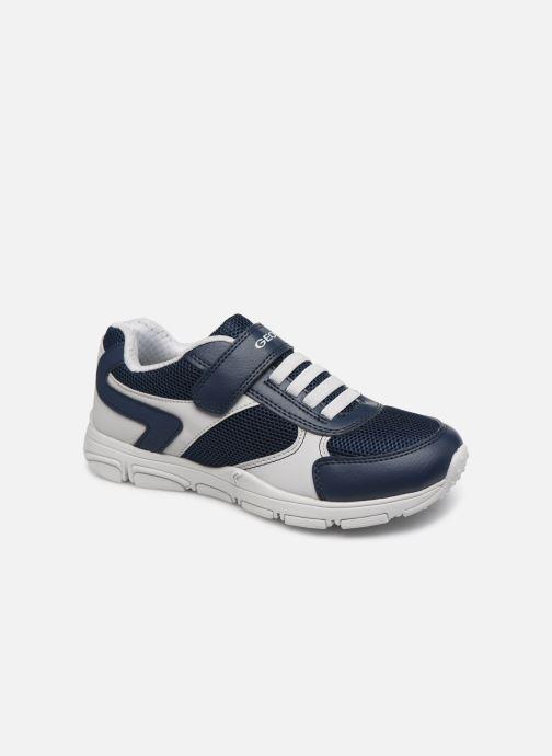 Sneakers Geox J New Torque Boy/J027NA Azzurro vedi dettaglio/paio