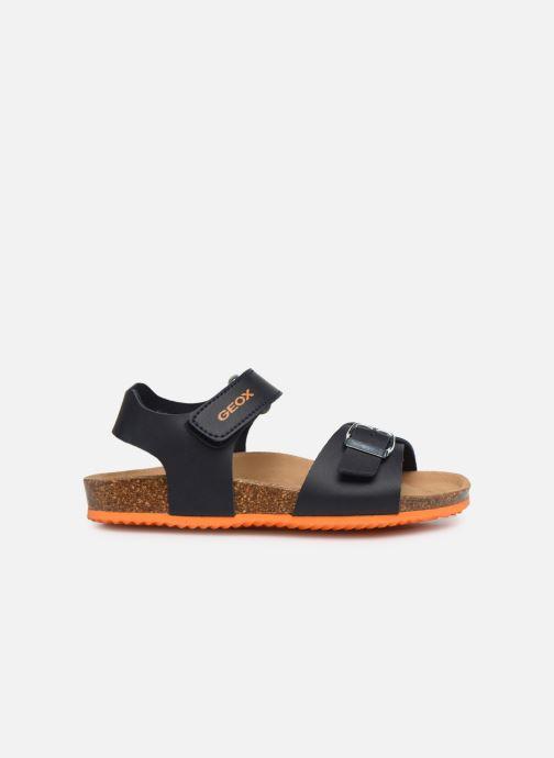Sandali e scarpe aperte Geox J Ghita Boy/J028LB Azzurro immagine posteriore