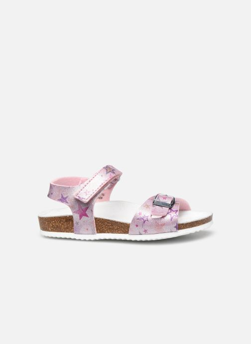 Sandales et nu-pieds Geox J Adriel Girl/J028MC Rose vue derrière