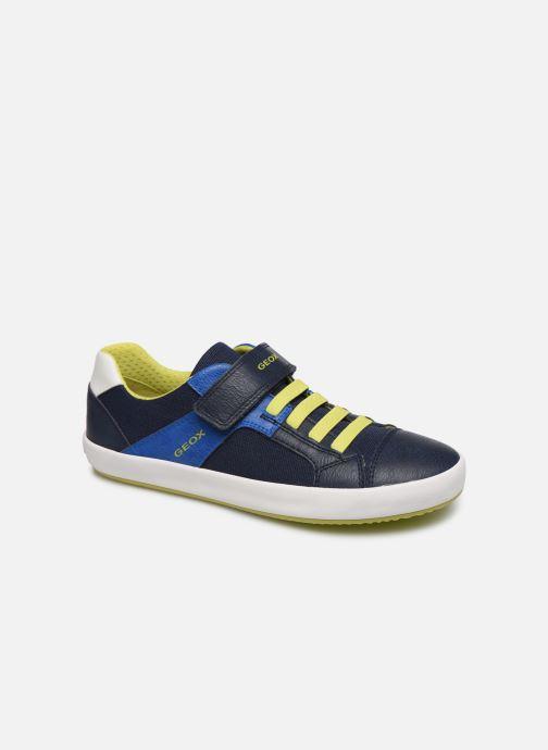 Geox Jungen J Nettuno Boy C Sneaker