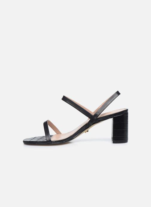 Sandales et nu-pieds Dune London MARTA Noir vue face