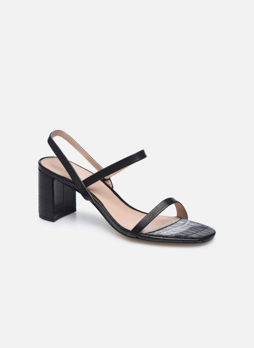 Sandales et nu-pieds Dune London MARTA Noir vue détail/paire