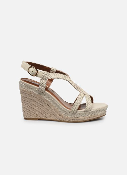 Sandales et nu-pieds Dune London KEW Blanc vue derrière