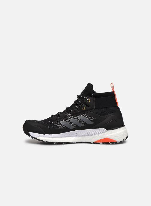 Chaussures de sport adidas performance Terrex Free Hiker Parley Noir vue face