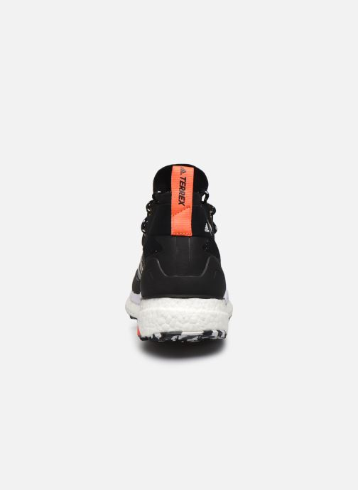 Chaussures de sport adidas performance Terrex Free Hiker Parley Noir vue droite