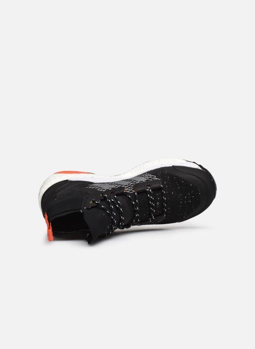 Zapatillas de deporte adidas performance Terrex Free Hiker Parley Negro vista lateral izquierda