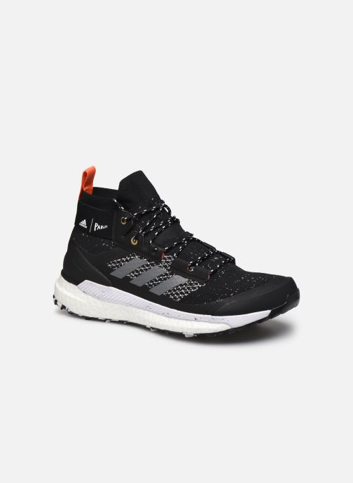 Sportschoenen adidas performance Terrex Free Hiker Parley Zwart detail