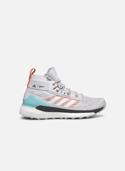 Sportskor adidas performance Terrex Free Hiker Parley Grå bild från baksidan