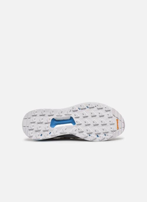 Zapatillas de deporte adidas performance Terrex Free Hiker Parley Gris vista de arriba