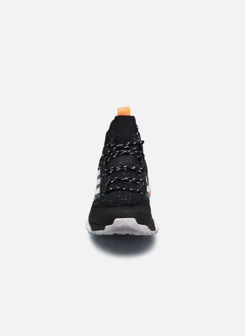 Zapatillas de deporte adidas performance Terrex Free Hiker Parley W Negro vista del modelo
