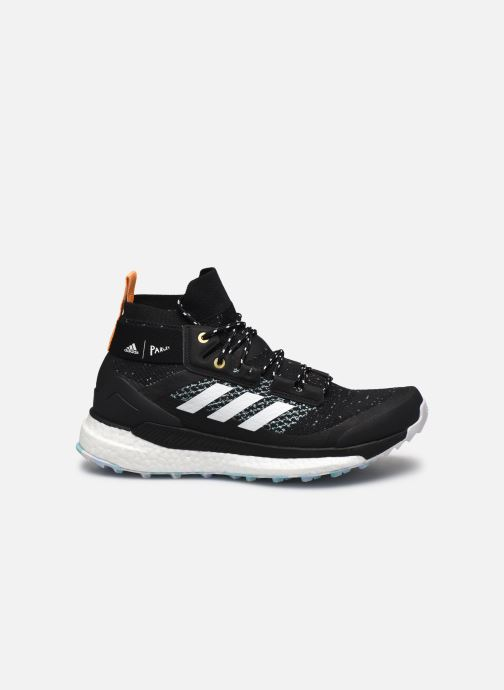 Chaussures de sport adidas performance Terrex Free Hiker Parley W Noir vue derrière