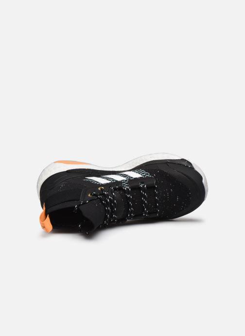 Chaussures de sport adidas performance Terrex Free Hiker Parley W Noir vue gauche