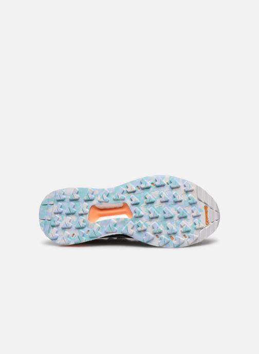 Zapatillas de deporte adidas performance Terrex Free Hiker Parley W Negro vista de arriba