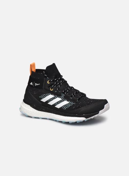 Chaussures de sport adidas performance Terrex Free Hiker Parley W Noir vue détail/paire