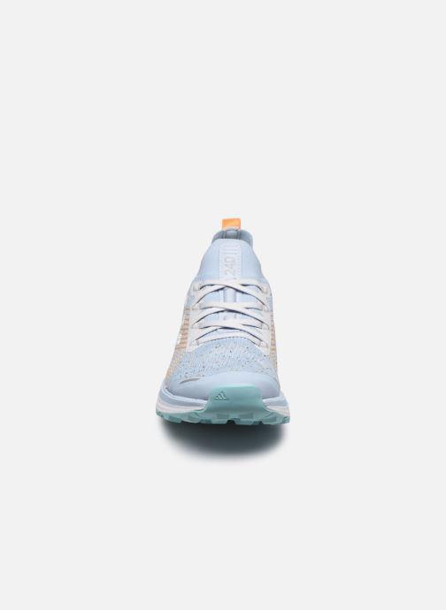 Zapatillas de deporte adidas performance Terrex Two Parley W Negro vista del modelo