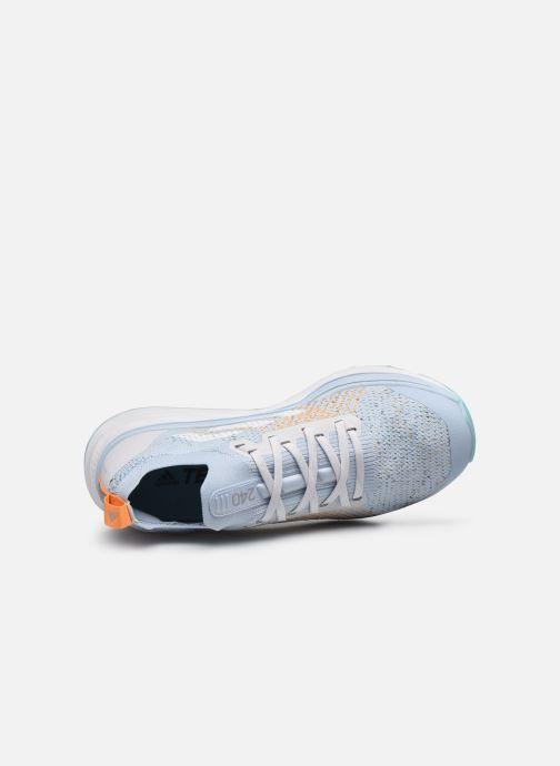 Chaussures de sport adidas performance Terrex Two Parley W Noir vue gauche