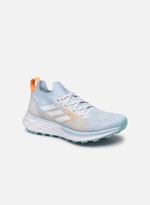 Chaussures de sport adidas performance Terrex Two Parley W Noir vue détail/paire