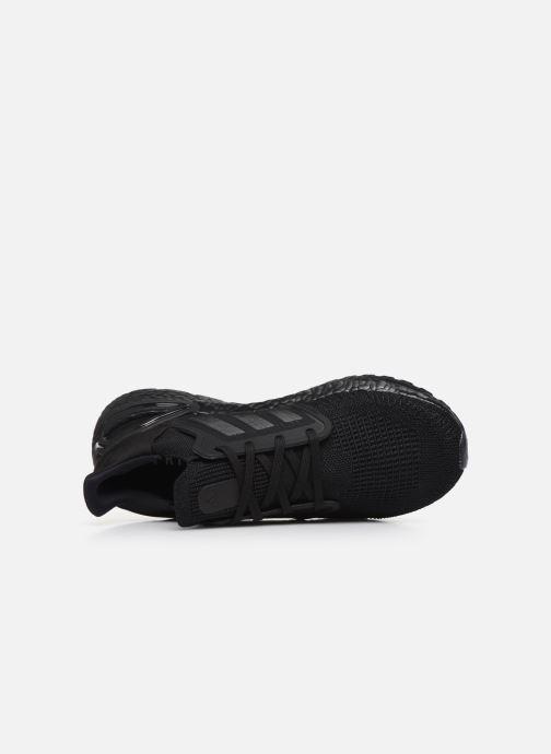 Chaussures de sport adidas performance Ultraboost 20 Noir vue gauche