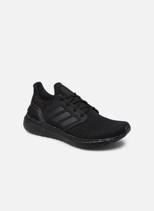 Chaussures de sport adidas performance Ultraboost 20 Noir vue détail/paire