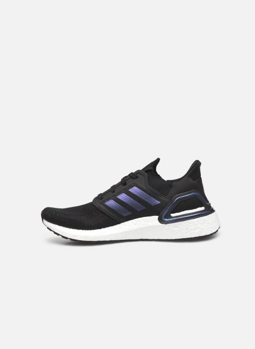 Chaussures de sport adidas performance Ultraboost 20 Noir vue face