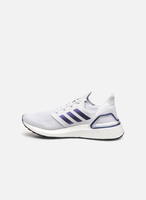 Chaussures de sport adidas performance Ultraboost 20 Gris vue face