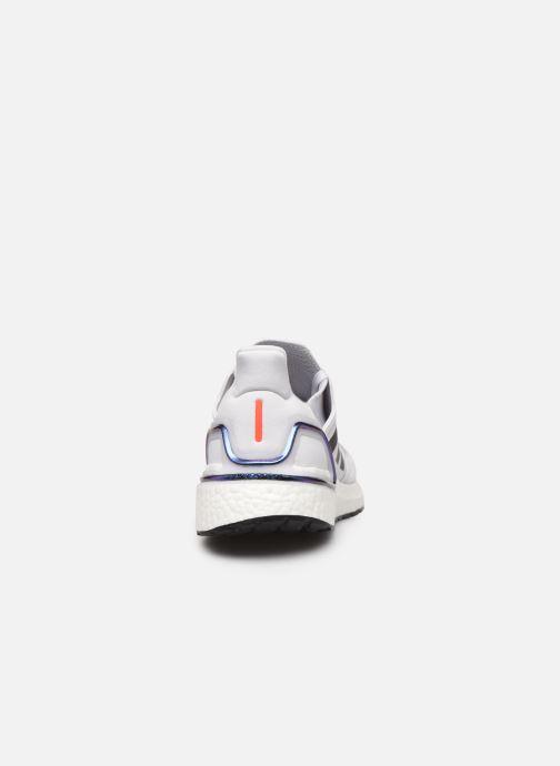 Chaussures de sport adidas performance Ultraboost 20 Gris vue droite