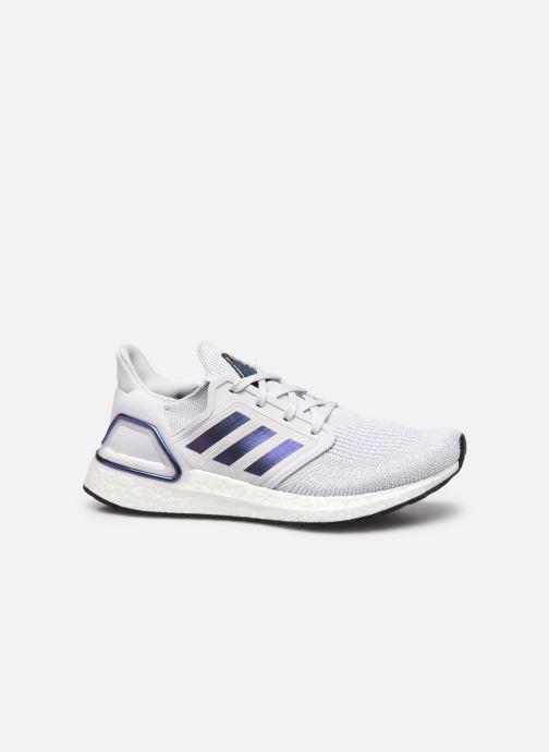 Chaussures de sport adidas performance Ultraboost 20 Gris vue derrière