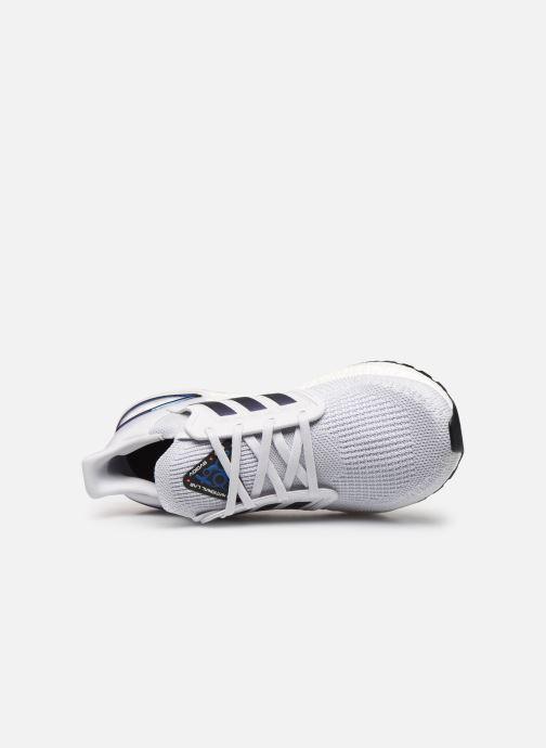 Chaussures de sport adidas performance Ultraboost 20 Gris vue gauche