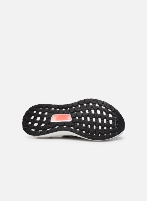 Chaussures de sport adidas performance Ultraboost 20 Gris vue haut