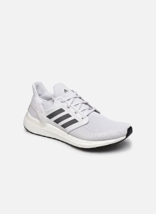 Chaussures de sport adidas performance Ultraboost 20 Blanc vue détail/paire