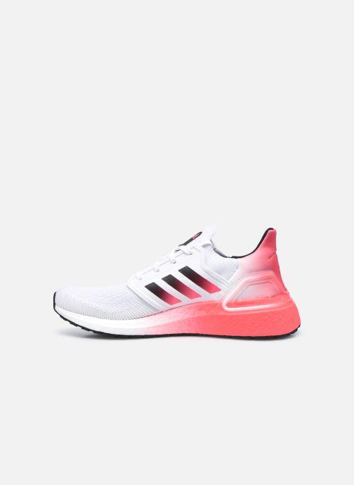 Zapatillas de deporte adidas performance Ultraboost 20 Blanco vista de frente