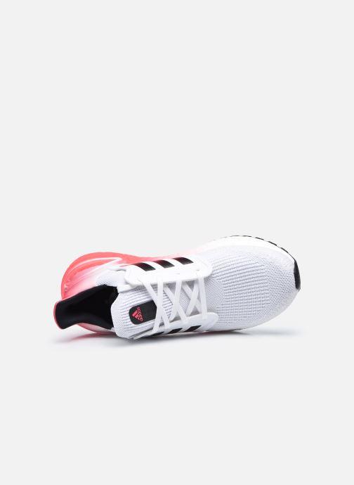 Zapatillas de deporte adidas performance Ultraboost 20 Blanco vista lateral izquierda