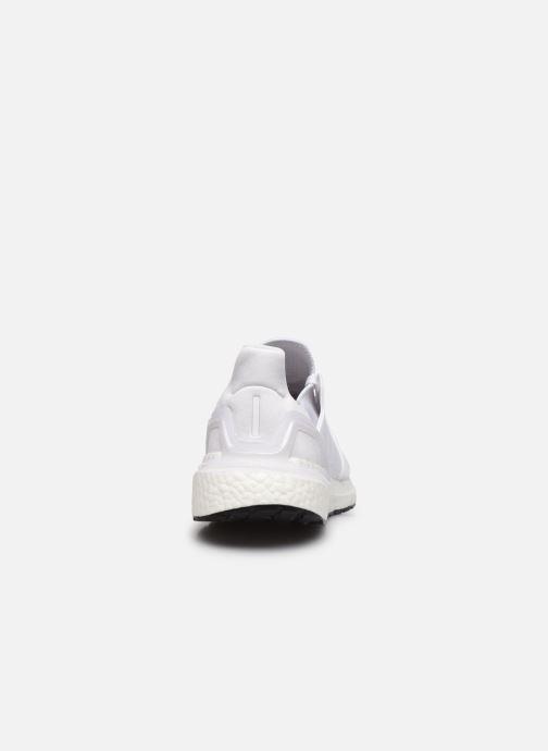 Sportschoenen adidas performance Ultraboost 20 Wit rechts