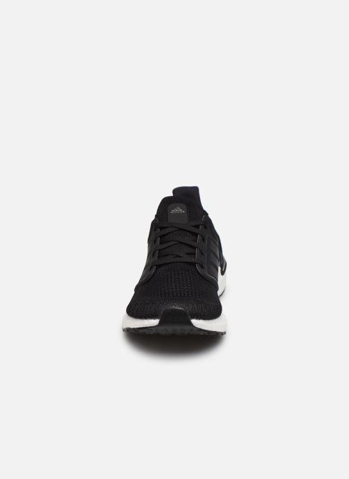 Chaussures de sport adidas performance Ultraboost 20 Noir vue portées chaussures