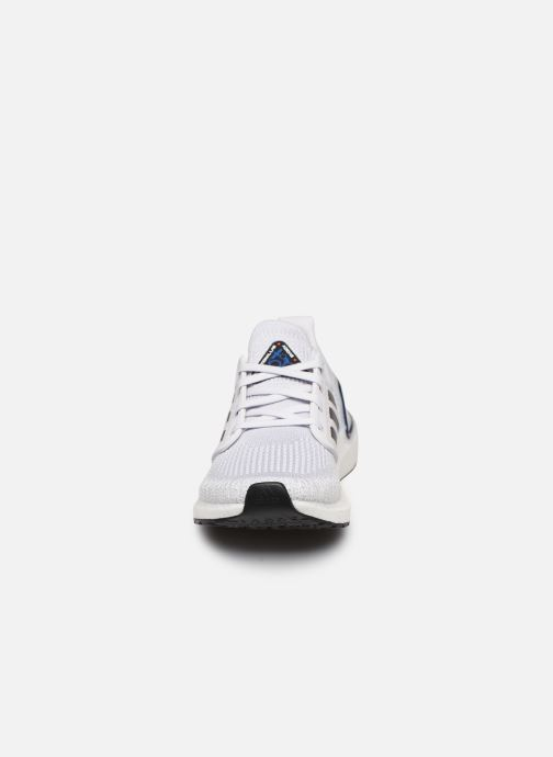 Chaussures de sport adidas performance Ultraboost 20 W Blanc vue portées chaussures