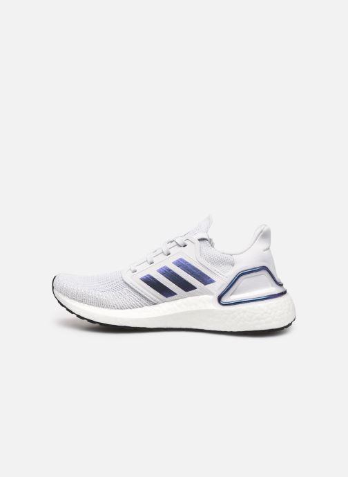 Zapatillas de deporte adidas performance Ultraboost 20 W Blanco vista de frente