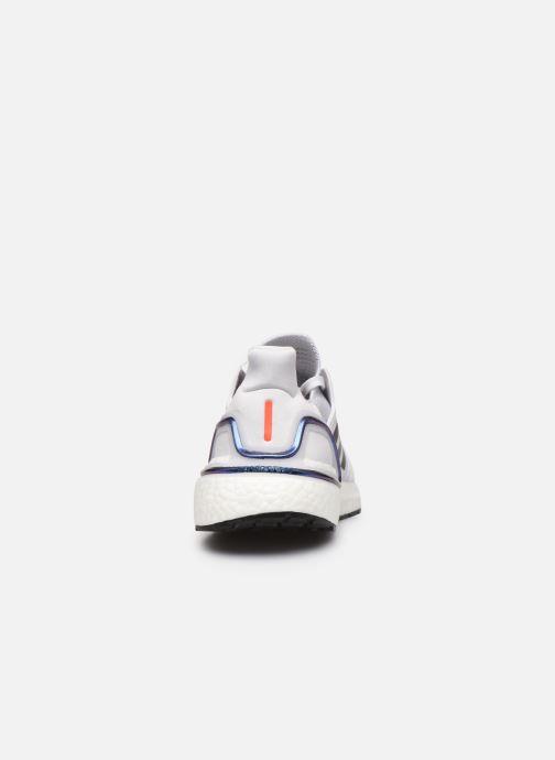 Chaussures de sport adidas performance Ultraboost 20 W Blanc vue droite
