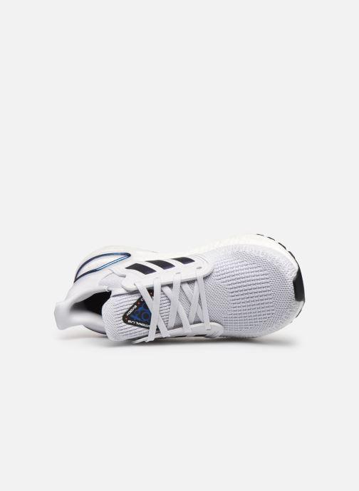 Zapatillas de deporte adidas performance Ultraboost 20 W Blanco vista lateral izquierda