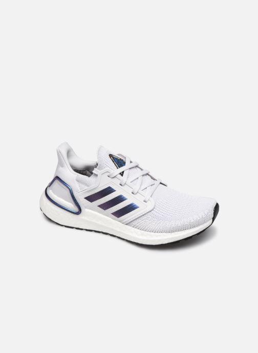 Chaussures de sport adidas performance Ultraboost 20 W Blanc vue détail/paire