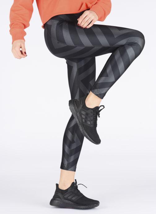 Chaussures de sport adidas performance Ultraboost 20 W Noir vue bas / vue portée sac