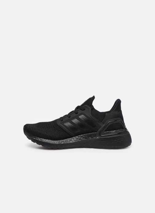 Chaussures de sport adidas performance Ultraboost 20 W Noir vue face