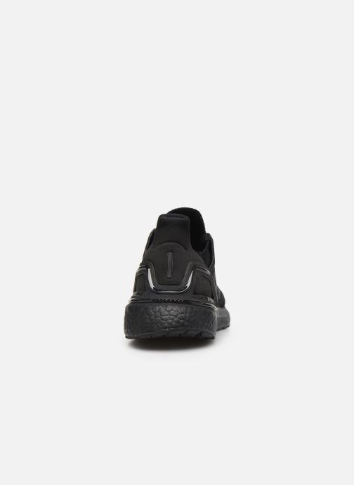 Chaussures de sport adidas performance Ultraboost 20 W Noir vue droite